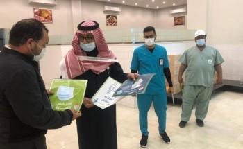 بلدية الخفجي تنفذ 680 زيارة ميدانية وتغلق 23 منشأة مخالفة للإجراءات الاحترازية خلال أسبوع