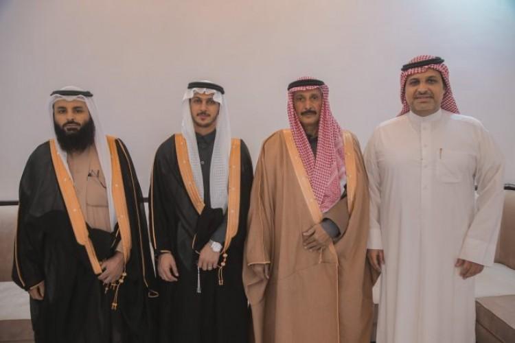 العنزي يحتفل بزواج أبنه «عبدالعزيز»
