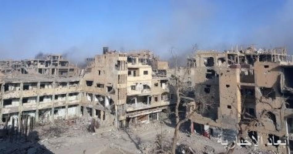 ارتفاع عدد ضحايا القصف الإسرائيلى لدير الزور فى سوريا إلى 57 قتيلا