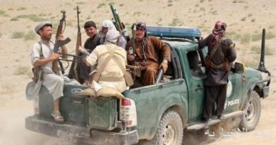 حركة طالبان تستولى على نقطة تفتيش أمنية شمال أفغانستان