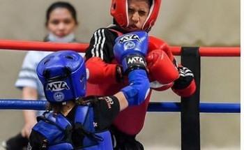 اتحاد المواي تاي والكيك والبوكسينغ يختتم بطولة المواي تاي للسيدات