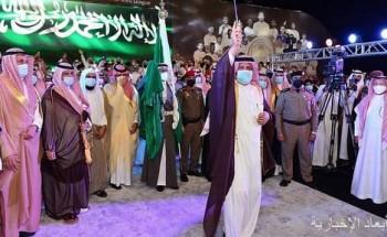 سمو أمير حائل يرعى حفل صعود نادي الطائي لدوري الأمير محمد بن سلمان للمحترفين