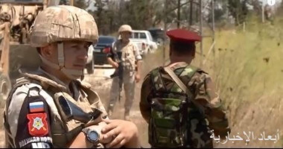 مناورات عسكرية بين روسيا وأوزبكستان وطاجيكستان قرب الحدود الأفغانية