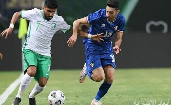 المنتخب السعودي الأول يتغلب وديًا على منتخب الكويت