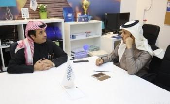 مرشح الغرفة التجارية «حسين المطيري» : أنا أمثل صوت الخفجي وأسعى لعزل إيرادات غرفة الخفجي عن الشرقية