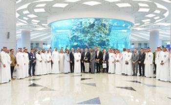 وفد أميركي يختتم زيارته لمطارات المملكة الرئيسة الرياض والدمام وجدة