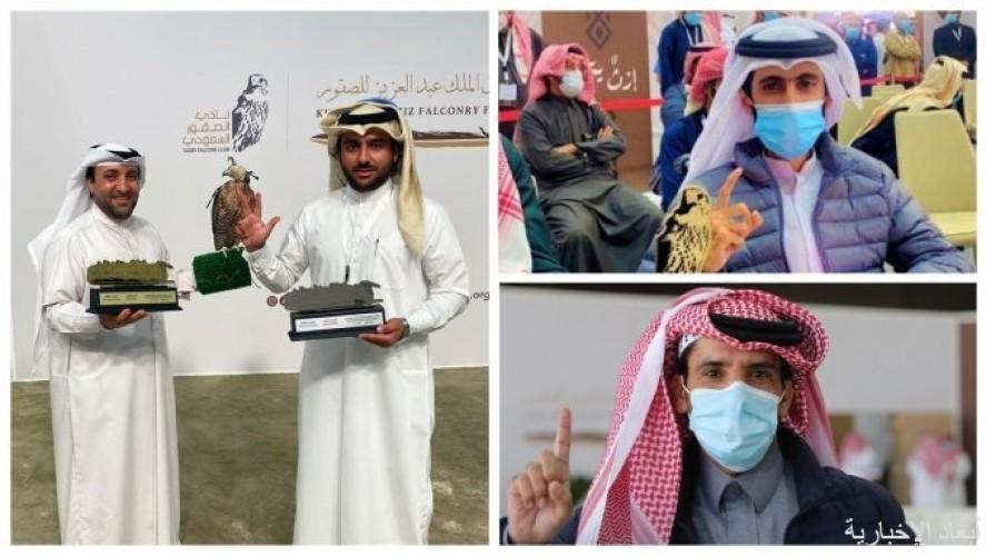 «صقور الخفجي» تسيطر على المراكز الأولى في مهرجان الملك عبدالعزيز بنسخته الثالثة