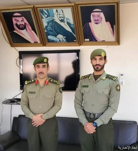 العتيبي إلى رتبة «ملازم أول»