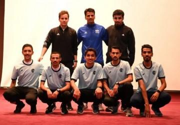 المشعان يشارك في دورة الحكام الأولى بالمدينة المنورة