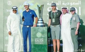 البطولة السعودية الدولية للجولف تنطلق في مدينة الملك عبدالله الاقتصادية