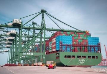 موانئ: 7 ملايين حاوية صادرة وواردة خلال عام 2019