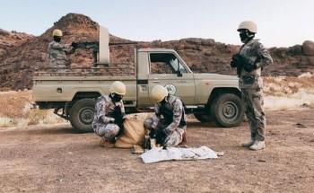 المتحدث الرسمي لحرس الحدود : القبض على (94) متورطًا حاولوا تهريب مواد مخدرة في عدد من مناطق المملكة