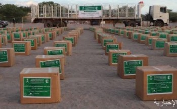 مركز الملك سلمان للإغاثة يدشن توزيع حقائب نظافة شخصية لنازحي الحديدة للوقاية من فيروس كورونا المستجد