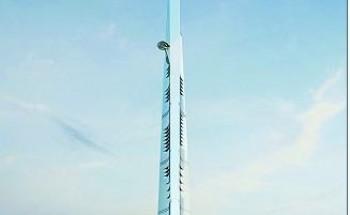مجموعة بريطانية تدير مشروع برج جدة بارتفاع كيلومتر واحد