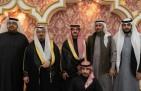 كريم الشمري يحتفل بزواج أبنه «عادل»