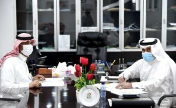 الجمعية التعاونية الاستهلاكية بالخفجي توقع عقدًا جديدًا لمبناها مع شركة بدر العربية للمصاعد والسلالم الكهربائية