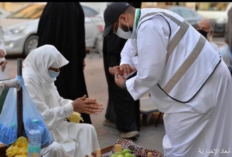 100 متطوع صحي لتوعية مرتادي الأسواق الشعبية في المنطقة الشرقية