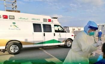 مستشفى الخفجي العام ينفذ زيارات ميدانية إستقصائية لمساكن العمالة بالمحافظة
