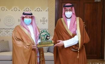 نائب أمير الشرقية يكرم فروسية الخفجي والداعم أرامكو الخليج