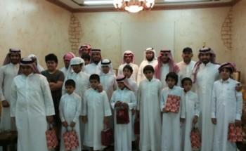 جمعية البر الخيرية بالخفجي تقيم إفطار جماعي للأيتام برعاية أبناء سعد بن ضويحي السهلي رحمه الله