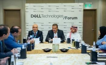 """""""دِل تكنولوجيز"""" تؤكد التزامها بتسريع التحول الرقمي في السعودية"""