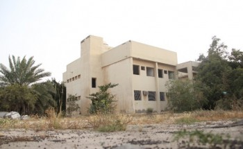 """مدرسة مهجورة ب """" الخفجي """" منذ 15 عاماً وقرار إزالتها معلق"""