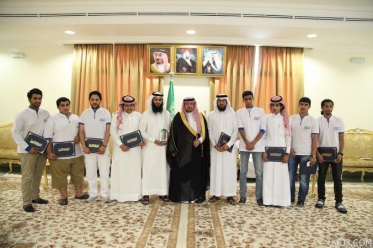 «أبعاد الخفجي» تظفر بجائزة محافظة الخفجي للتميز الإعلامي