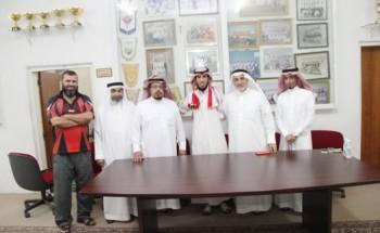 الفهاد مدربا للفريق الأول بنادي العلمين لكرة القدم
