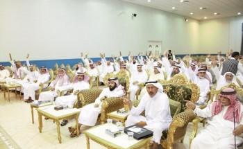 الشمري رئيساً لمجلس جمعية موظفي kjo التعاونية.. وتعديل اللائحة الأساسية بالإجماع
