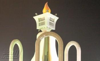 منذ سنوات.. «الساعة» تُعفى من منصبها في ميدانها – تصوير: أحمد غالي