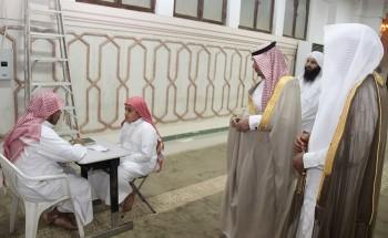 محافظ الخفجي والسعدون يفتتحان برنامج التميز بجمعية تحفيظ القرآن الكريم بالخفجي