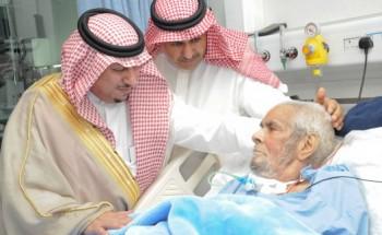 الهزاع ولجنة أصدقاء المرضى يختتمون زيارات المرضى في مستشفيات الخفجي