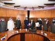 رئيس عمليات الخفجي يستقبل إدارة العلمين ويهنئهم بالإنجازات المحققة