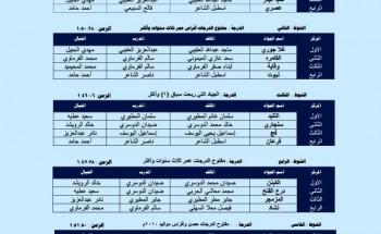 التليد يحقق رقم قياسي جديد و نزاكة تحصد الكأس السابع عشر