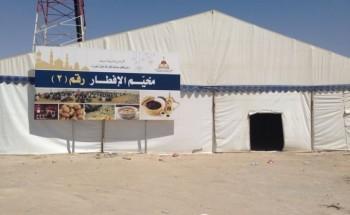 جاليات الخفجي : نستهدف 1300 شخص يومياً في رمضان بمشروع (إفطار ودعوة)