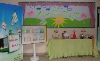 الثانوية الأولى بالخفجي تقيم حملة نوافذ إيجابية على الحياة