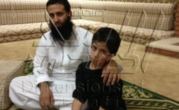 حرس الحدود ينقذ طفل من موت محقق على كورنيش الخفجي