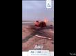 بالفيديو.. حادث احتجاز واحتراق ووفاة خمسة أشخاص على طريق «أبرق – الخفجي»