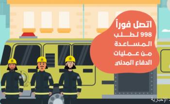 بالفيديو والموشن جرافيك.. «مدني الخفجي» ينشر التوعية في يومه العالمي