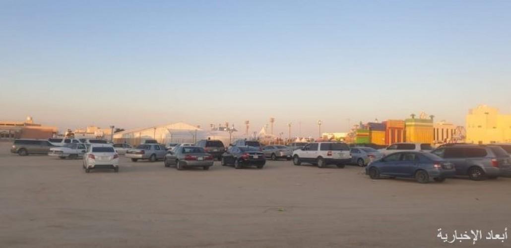 خيمة التسوق بالخفجي تتسبب في إزعاج سكان المنازل القريبة بحي العزيزية