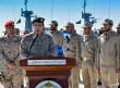 وزارة الدفاع تستقبل الدفعة الأولى من مشروع الزوارق الإعتراضية السريعة في رأس مشعاب