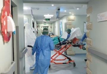 الخفجي: نقل المصاب بفايروس كورونا إلى برج الدمام الطبي