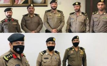 ترقية عدد من أفراد الأمن العام بالخفجي إلى رتبة «رئيس رقباء»