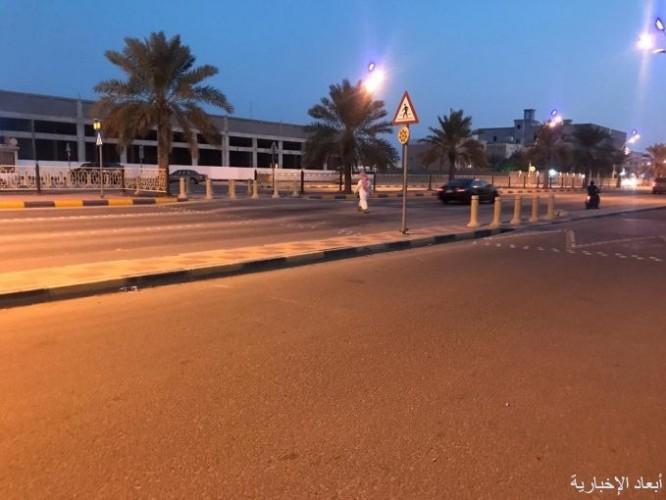 الخفجي:عدم إحترام أماكن عبور المشاة خطر يهدد حياة المارة