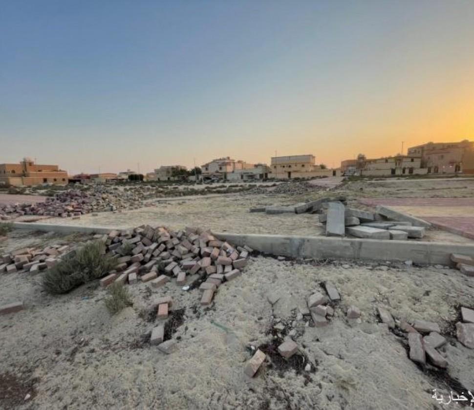 أهالي فيصلية الخفجي يطالبون بإستكمال أعمال «الأنترلوك» في حديقة الحي وتطويرها