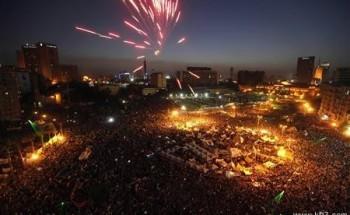 جماعة الاخوان المسلمين تقول إن مقرها في القاهرة يتعرض للهجوم