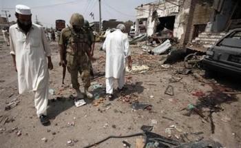 مقتل 14  في انفجار بمدينة بيشاور الباكستانية