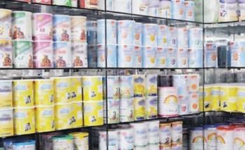 «الغذاء»: حليب الأطفال الملوث لم يصل إلى الأسواق