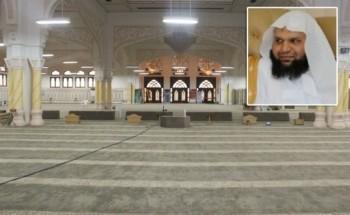 أوقاف الخفجي: تهيئة مصلى العيد و13 جامع في الخفجي لصلاة عيد الفطر المبارك