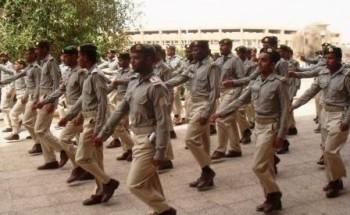 التدريب العسكري المهني يبدأ استقبال حملة الثانوية العامة